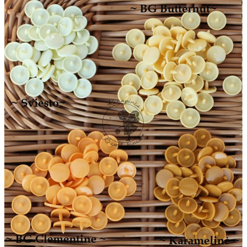 "Spalva BG ""Clementine"" (Mandarinas)"