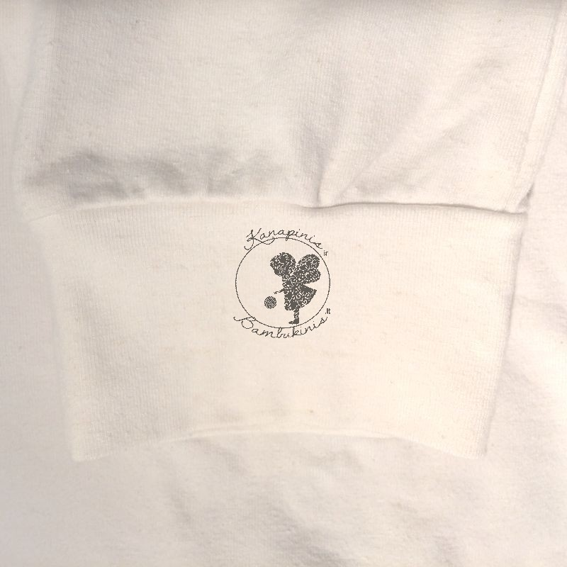 Kanapės trikotažas su elastanu nat. spalvos