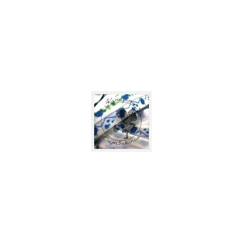 Kantavimo guma Vėžliukai, 2.5 cm pločio